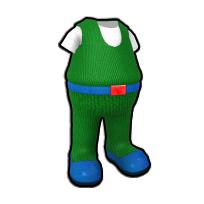 ヒゲの探険家の探険服