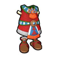 古代民族の衣服