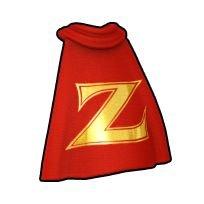 Zのマント