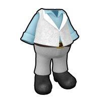 ガンマンの衣装