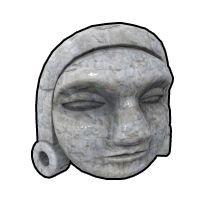 古代民族のマスク