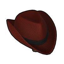 荒野の帽子