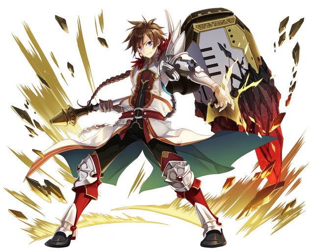 【騎士】神装型傭兵アーサー