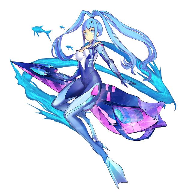 【妖精】リヴァイアサン