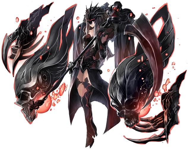 【妖精】異界の女王