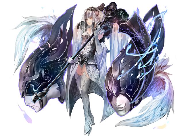 【死兆の大鎌】異界の女王