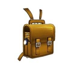 学生鞄(黄)