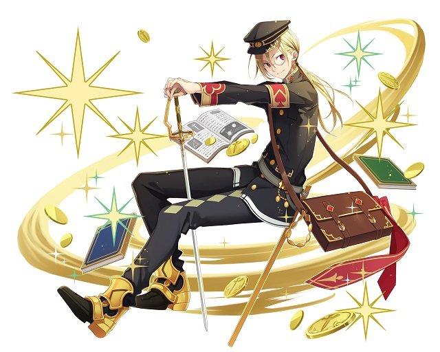 【騎士】学徒型富豪アーサー