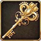 チアリーの鍵