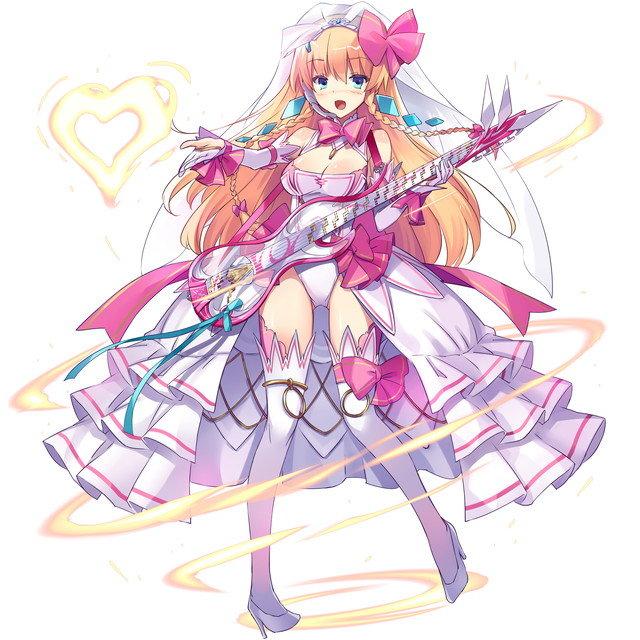 【騎士】純白型歌姫アーサー