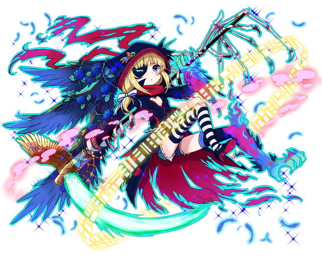 【比翼の堕天使】制圧型エニード