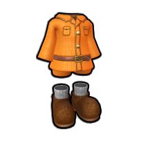 女子探険家の服