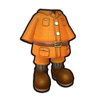 青年探険家の探険服