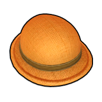 青年探険家の帽子