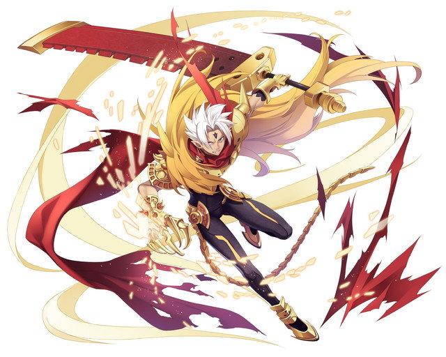【金獅子の覇者】半獣型ガウェイン
