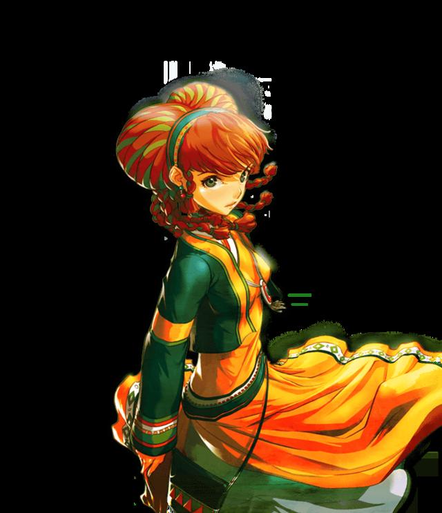 アイシャ(戦士)