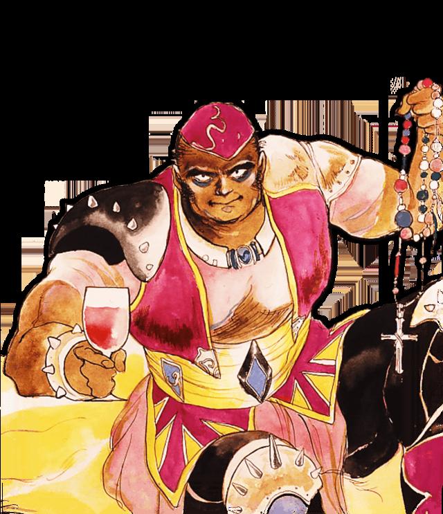 ブッチャー(王者)