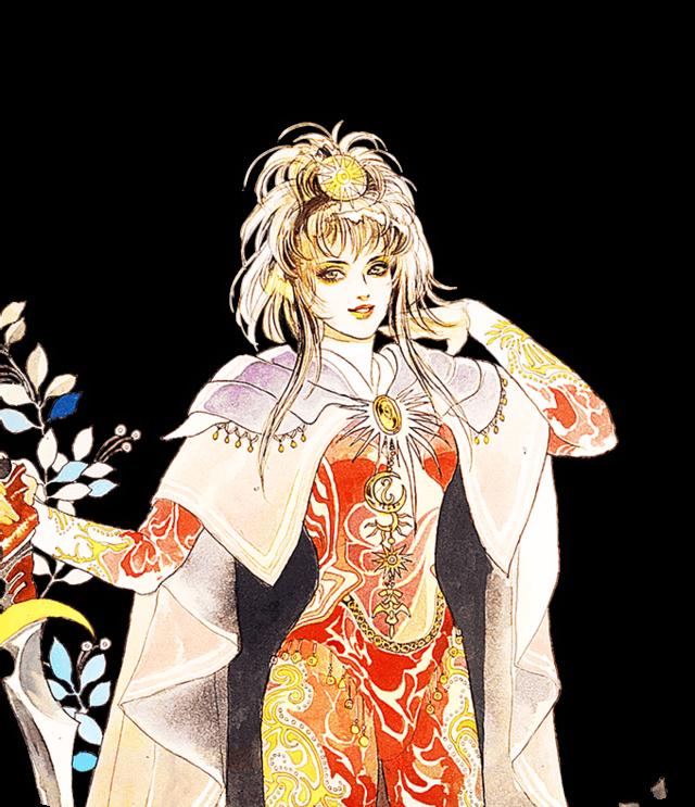 緋色の女帝(皇帝)
