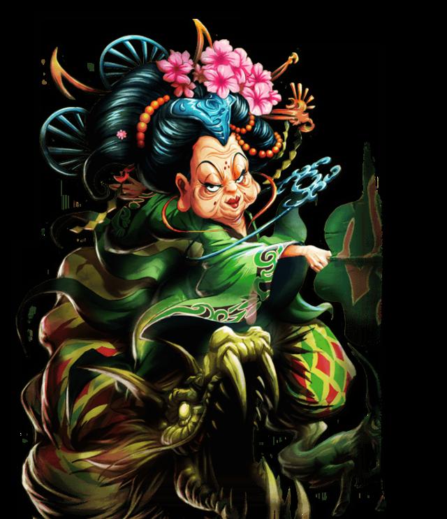 バイメイニャン(上兵)