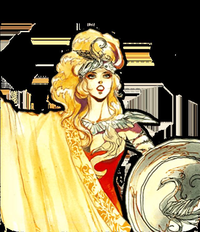 ジャンヌ(戦士)