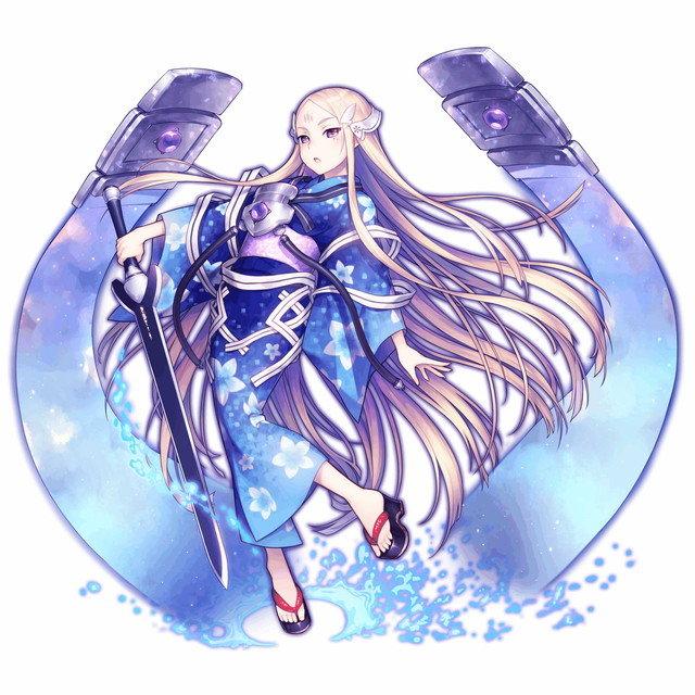 【騎士】納涼型ガラハッド