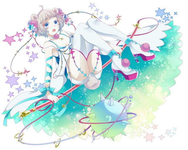 【天上の指極星】星冠型ポラリス