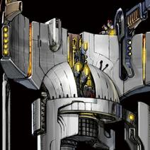 ウクセア改造防御壁