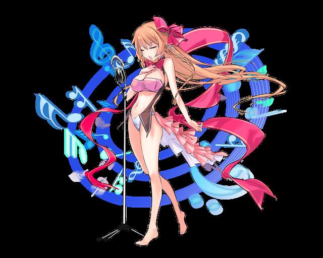 【騎士】滅炎型歌姫アーサー