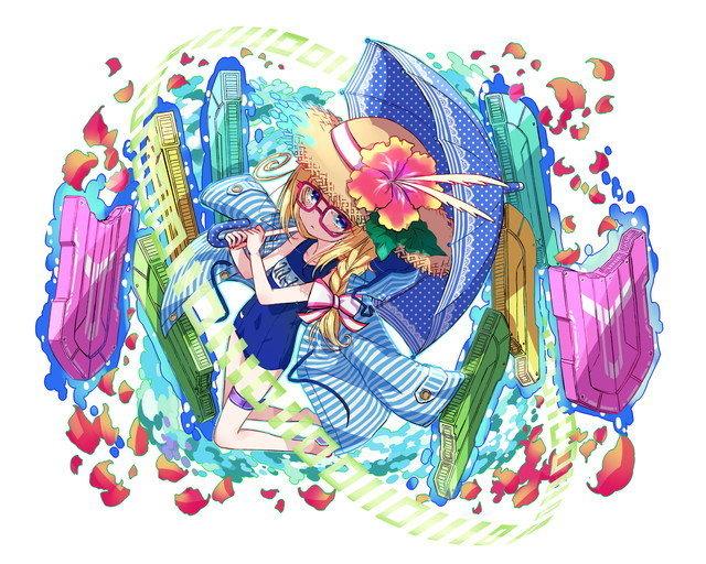 【騎士】炎夏型エニード
