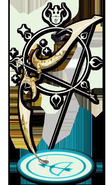三日月の弓