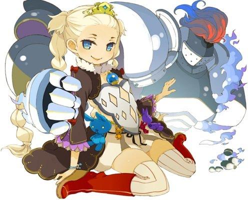 【剣聖の召喚姫】支援型リネット