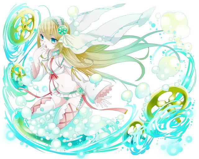 【妖精】ルサールカ
