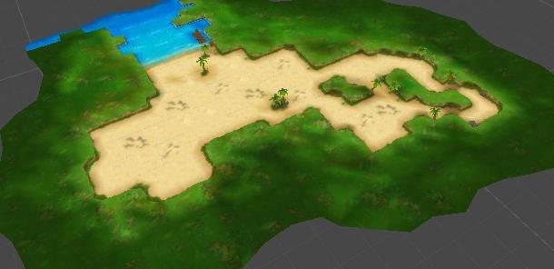 バルクルム砂丘