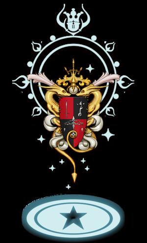 トカゲの紋章