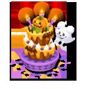 どっきりケーキ