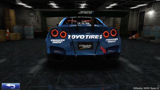 GReddy 35RX Spec-D4