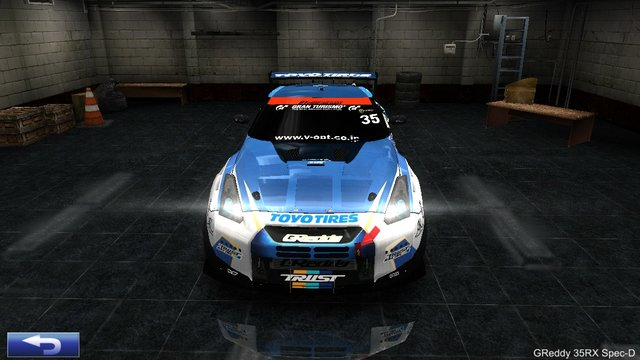 GReddy 35RX Spec-D3