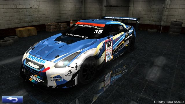 GReddy 35RX Spec-D1
