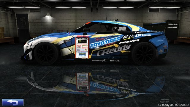 GReddy 35RX Spec-D2