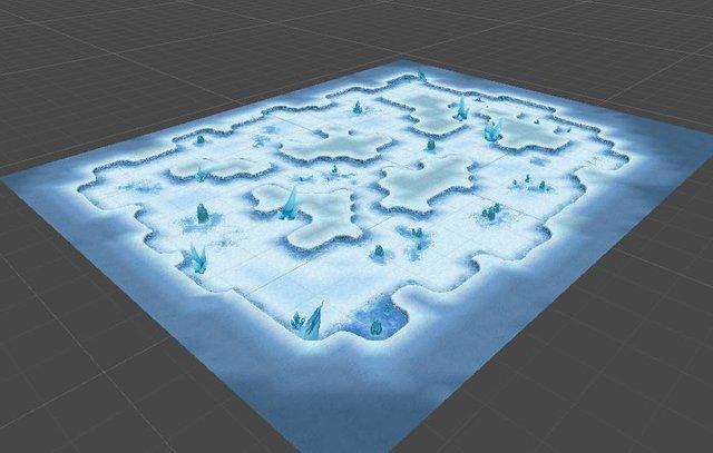 氷のダンジョン