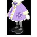 フリルファーコート 紫.png