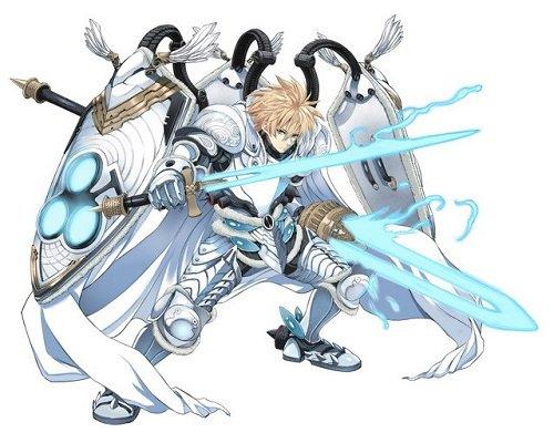 【湖の騎士】第一型ランスロット