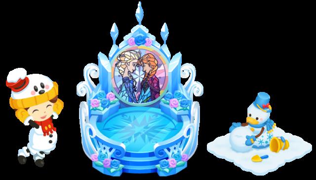 イベントに追加マップが登場♪『アナとオラフのFun!Fun!Frozen』開催中!2.png