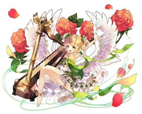 【冥界の竪琴】特異型オルフェウス