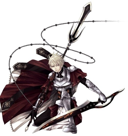 【秘恋の騎士】第二型トリストラム