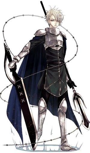 【騎士】第二型トリストラム