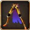 業怨の金色鎧