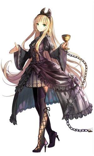 【騎士】支援型金髪のイゾルデ