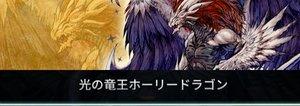 【テラバトル】光の竜王ホーリードラゴン