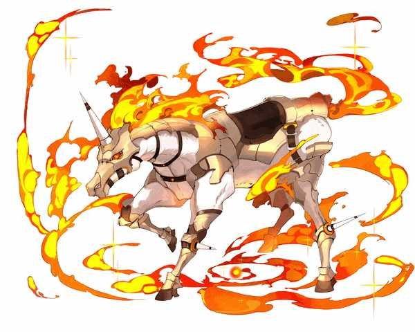 【円卓の愛馬】特殊型グリンゴレット